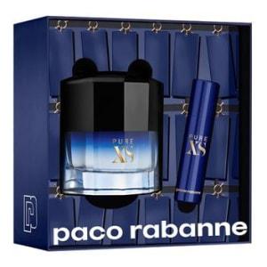 Paco Rabanne Pure XS Kit Perfume Masculino EDT 50 ml + Miniatura 10,50