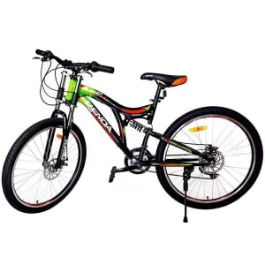 Bicicleta Benoá Aro 26 Shimano Freio a Disco 21 Marchas
