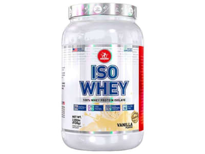 Whey Protein Isolado Iso Whey Usa Vanilla 930g - Midway