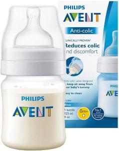 Mamadeira Anti-colic Transparente 125ml Philips