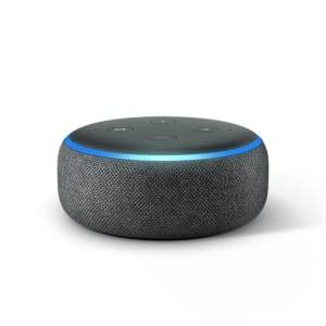 Smart Speaker Amazon Echo Dot 3ª Geração com Alexa