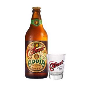 Comprando 1 Cerveja Colorado Appia 600ml GANHE 1 Copo 350ml