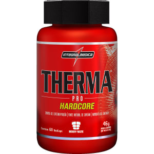 Therma Pro Hardcore - 60 caps - IntegralMédica