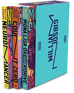 Livro - Box Trilogia Sprawl - William Gibson