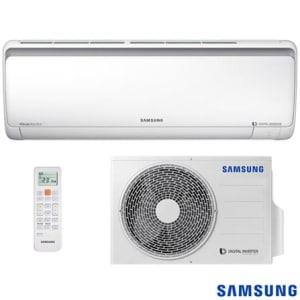 Ar Condicionado Split Samsung com 12.000 BTUs, Frio, Smart Inverter Branco - AR12KVSPBGMNAZ - SGCJ12KVSPBG00_PRD