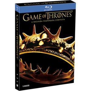Blu-Ray Game OF Thrones 2ª Temporada Completa