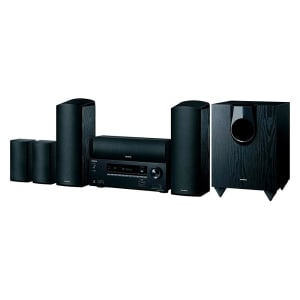 Home Theater Onkyo 5.1.2 Canais 4K Bluetooth Dolby Atmos Zona B- HT-S5910
