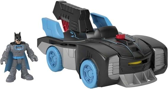 Confira ➤ Brinquedo Batmóvel Bat-Tech ImaginextDC Super Friends GWT24 – Mattel ❤️ Preço em Promoção ou Cupom Promocional de Desconto da Oferta Pode Expirar No Site Oficial ⭐ Comprar Barato é Aqui!