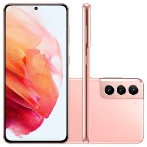 Confira ➤ Smartphone Samsung Galaxy S21 5G, 128GB, RAM 8GB, Octa-Core, Câmera Tripla, Rosa – SM-G991BZIRZTO ❤️ Preço em Promoção ou Cupom Promocional de Desconto da Oferta Pode Expirar No Site Oficial ⭐ Comprar Barato é Aqui!