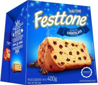 Panetone Festtone Chocolate 400g