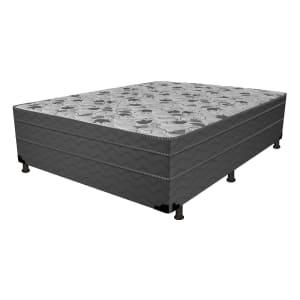 Cama Box Casal Conjugado Prodormir Espuma D28 43x188x138cm Euro Pillow Advanced PA22595