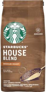 Café Torrado e Moído, Starbucks, House Blend, 250g