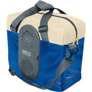Soft Cooler Termoelétrico Mobicool MB25 DC Estilo Bolsa - Bege/Azul