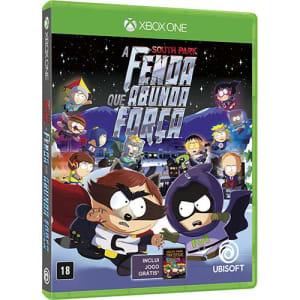 Jogo South Park: A Fenda Que Abunda Força Edição Limitada - Xbox One