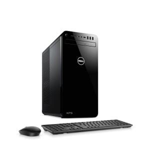 Computador Desktop Dell XPS 8930-M25 Placa Vídeo GeForce GTX 1650 9ª Geração Intel Core i5 8GB 1TB Windows 10
