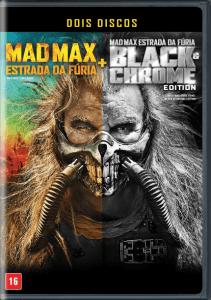 Mad Max Estrada da Fúria + Black & Chrome Edition - 2 DVDs (Cód: 9405450)