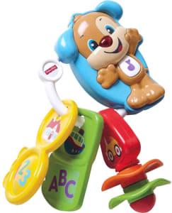 Chocalho Chaves Divertidas - Aprender e Brincar - Fisher Price - Mattel
