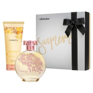 Kit Presente Floratta Gold