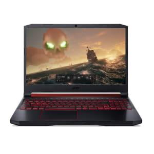 Notebook Gamer Acer Aspire Nitro 5 AN515-54-568U Intel I5 8GB 1TB HD 128GB SSD GTX 1050 Windows 10