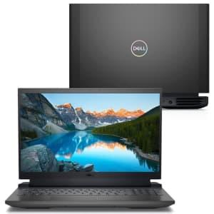 """[APP] - Notebook Gamer Dell i7-11800H 16GB SSD 512GB Geforce RTX 3060 Tela 15.6"""" FHD W11 - G15-i1100-M50P"""