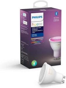 Confira ➤ Lâmpada Inteligente Philips Hue GU10 White & Color Ambiance com Bluetooth ❤️ Preço em Promoção ou Cupom Promocional de Desconto da Oferta Pode Expirar No Site Oficial ⭐ Comprar Barato é Aqui!