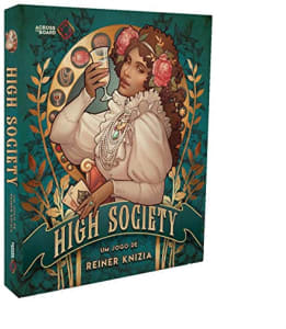 High Society - board game