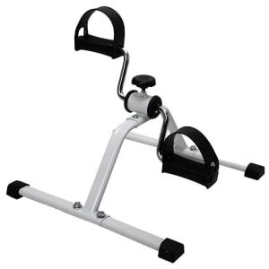 Mini Bicicleta Ergométrica Pedalinho Cicloergômetro Bike Wct - Branco