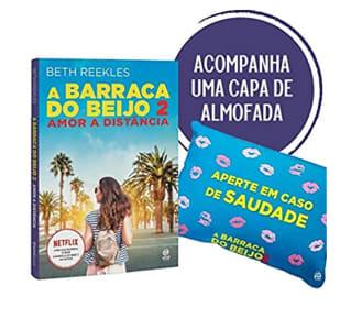 A Barraca Do Beijo 2 + Capa De Almofada.