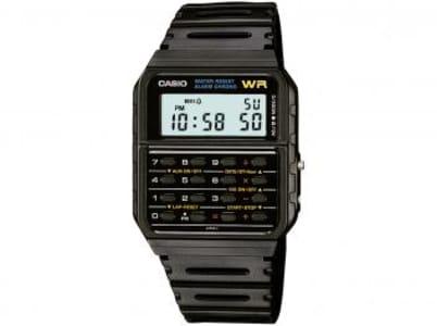 Relógio Masculino Casio Digital - CA-53W-1Z