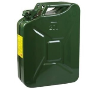 Galão de Metal para Gasolina 20L - BREMEN-6614