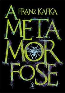 Livro A Metamorfose: Die Verwandlung - Franz Kafka