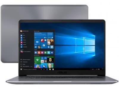 "Notebook Asus Vivobook X510UA - Intel Core i5 8GB 1TB LED 15,6"" Windows 10 - Magazine Ofertaesperta"