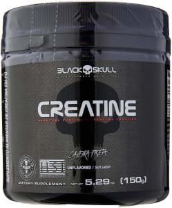 Creatine Pure Monohydrate - Black Skull - 150G