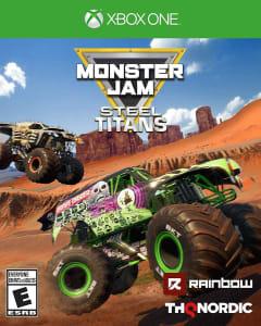 Monster Jam Steel Titans - Xbox One Standard Edition