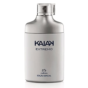 6 unidades de Desodorante Colônia Kaiak Extremo Masculino - 100ml