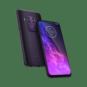 Motorola One Zoom - Violet