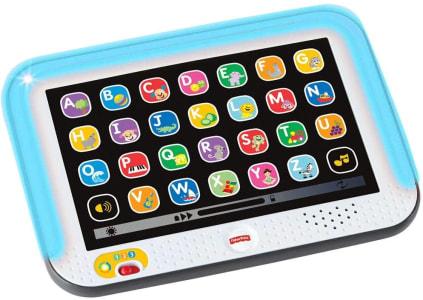 Brinquedo Tablet de Aprendizagem Crescer Comigo - GLM98 - Fisher