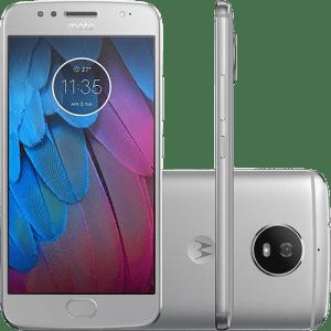 Oferta ➤ Smartphone Moto G 5S Dual Chip Android 7.0 Tela 5.2″ Snapdradon 32GB 4G Wi-Fi Câmera 16MP – Prata   . Veja essa promoção
