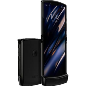 "Smartphone Motorola Razr 128GB Dual Chip Android Tela 6.2"" Qualcomm Snapdragon 710 (SM710) 4G Câmera 16MP - Preto"