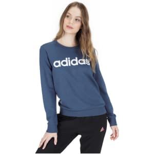 Blusão de Moletom Adidas Essentials Logo - Feminina