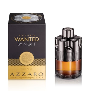 Perfume Wanted by Night Masculino Azarro Eau de Parfum 100ml - Incolor