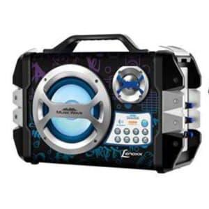 Oferta ➤ Caixa de Som Amplificadora Lenoxx Music Wave CA-323 Bivolt   . Veja essa promoção