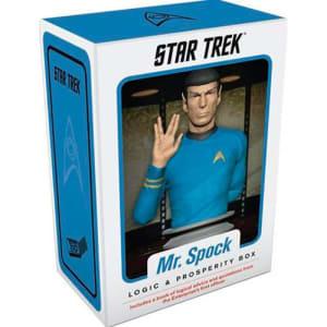 Livro - Star Trek: Mr. Spock -  Logic & Prosperity Box