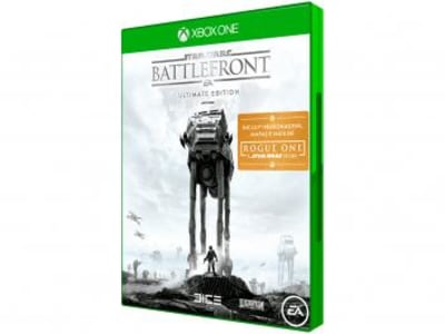 Star Wars Battlefront Edição Ultimate - para Xbox One Electronic Arts - Magazine Ofertaesperta