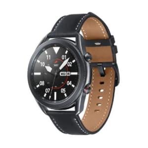 Smartwatch Samsung Galaxy Watch3 45mm LTE, Aço Inoxidável - Preto - Magazine Ofertaesperta