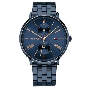 Relógio Tommy Hilfiger Feminino Aço Azul - 1782182