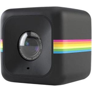Câmera de Ação Full HD Cube Polaroid - Preta