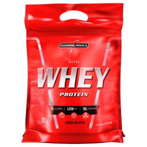 Whey Protein Integralmédica Nutri Whey Protein Refil 907g
