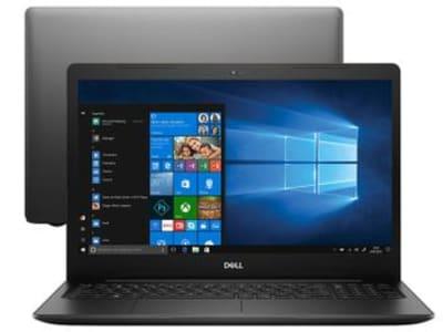 """Notebook Dell Inspiron i15-3583-A2XP Intel Core i5 - 4GB 1TB 15,6"""" Windows 10 Home - Magazine Ofertaesperta"""