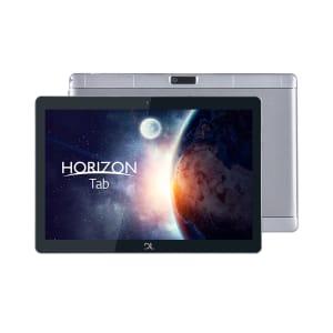 "Tablet DL Horizon Tab Wi-Fi 16GB Android 7 Tela 10.1"" Câmera 2MP Frontal 0.3MP Cinza"
